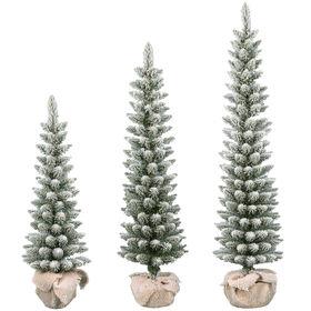 https://www.athome.com/sl6-3pc-unlit-greune-flocked-christmas-tree-set/124237480.html#q=flocked+tree&start=1